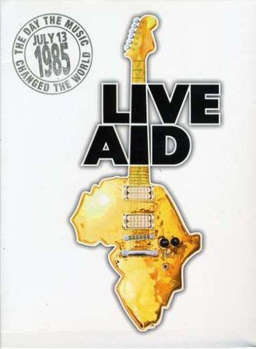 1985年摇滚音乐演唱会《LIVE AID》
