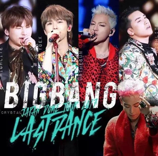 BIGBANG歌曲合集